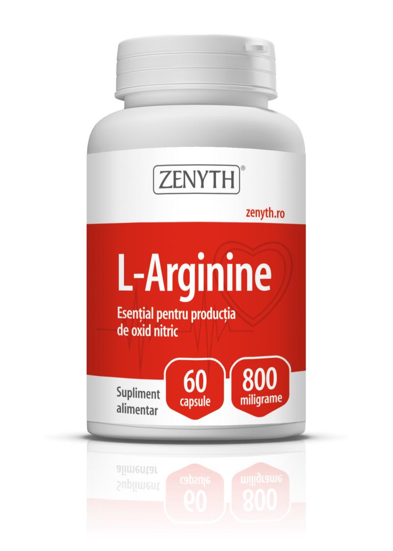 L-arginina e esențială pentru sănătatea inimii și ...